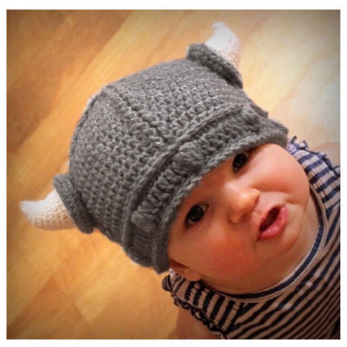 Knitted Viking Hat Hat Knitted Hat(china