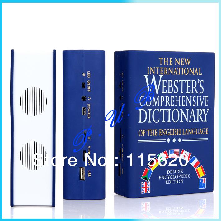 10pcs Free Shipping New Gospel Bible player Dictionary music speaker music box speaker for ipad nano speaker Christmas Gift(China (Mainland))