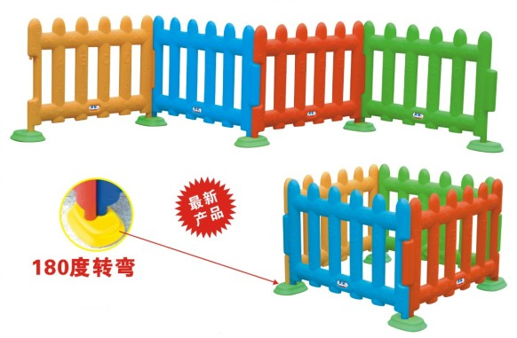 2014 new arrival sale plastic > 3 years old gs striped ten yuan child fence crib guardrail game baby small(China (Mainland))