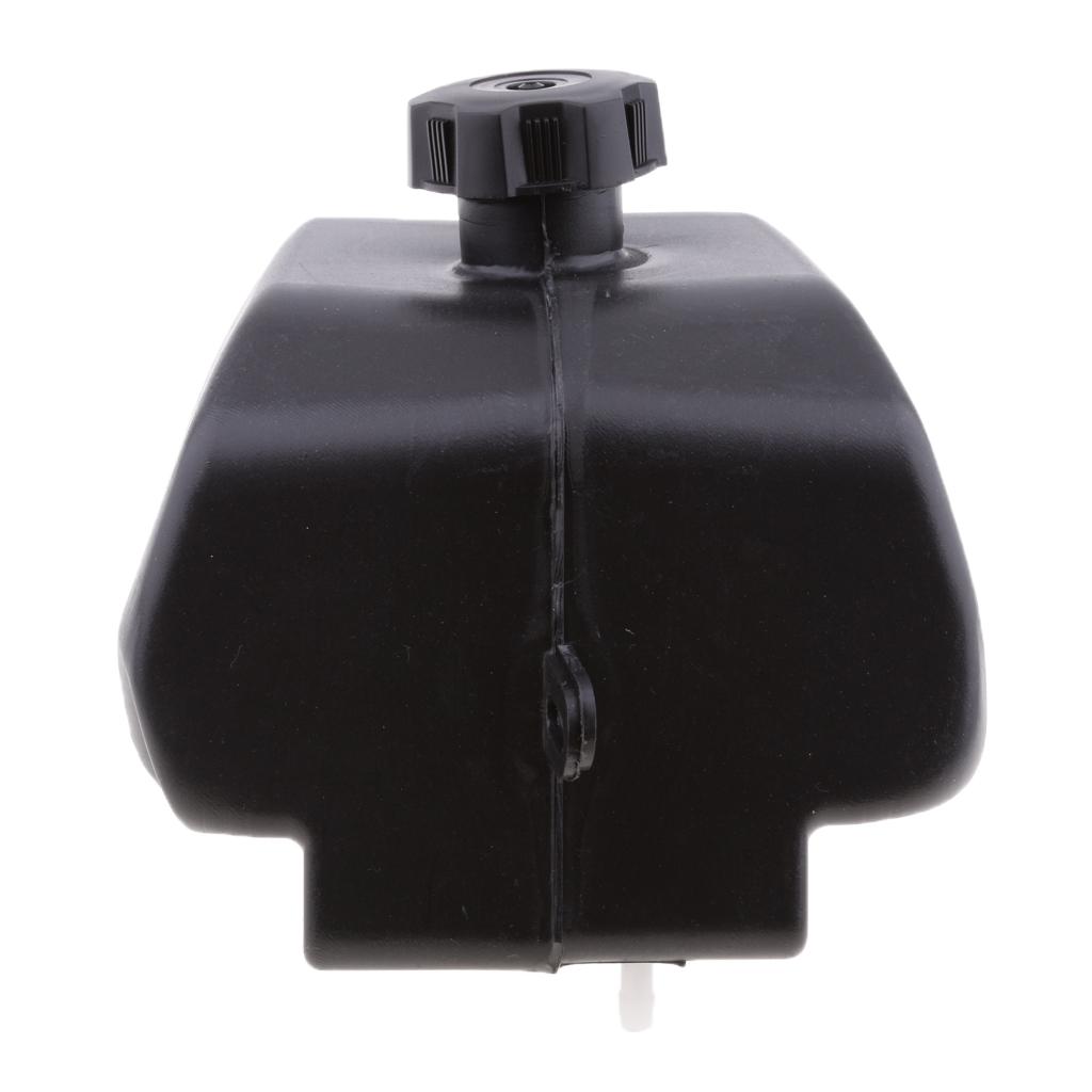 Gas Fuel Tank w// Cap for 50 90 110 125cc Quad Dirt Bike ATV 4 Wheeler