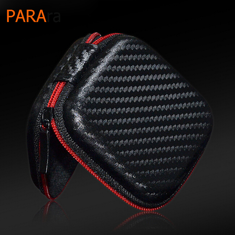 carrying & pouch hard headphone case for in ear Earphone Accessories Bag Headphones Portable Bag Box for shure se535 ie800 case(China (Mainland))