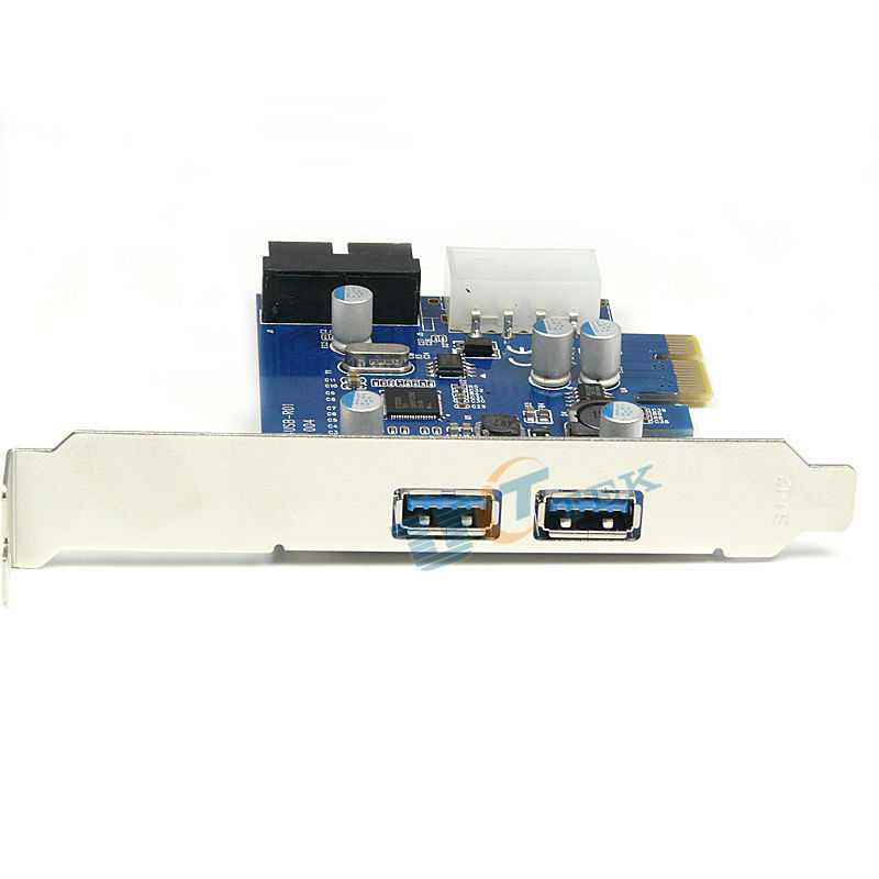4 Port Usb 3 0 Pci e Card Pci e Express 4 Port Usb 3 0