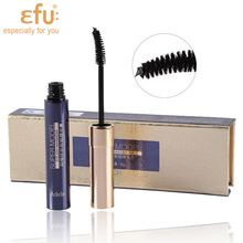 2015 Nieuwe Merk EFU SUPER MODEL WIMPER MAXIMIZER Verlenging Mascara Waterdicht Hoge Kwaliteit Eye Make 8g #7225