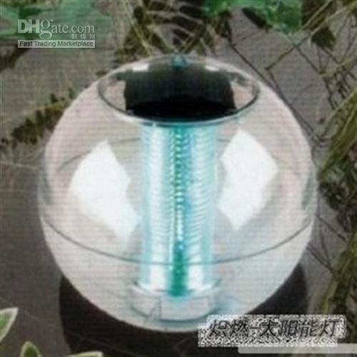 Pool Lamp 2 LED Color Light NEW!Solar Powered Light