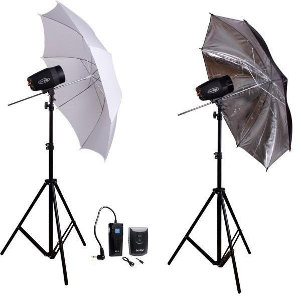 Godox 360W K-180A Photo Studio Flash Light Kit Photography Lighting Umbrella Trigger Set 110V-220v<br><br>Aliexpress