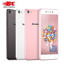 "Original Lenovo S60 S60W 5.0"" HD MSM8916 quad core 4G WCDMA LTE FDD Android 4.4 smartphone 2gb ram 13mp white Google Play Store(China (Mainland))"