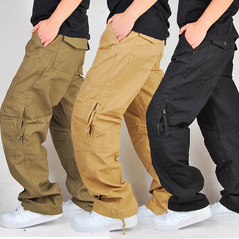 High Quality Baggy Cargo Pants Men-Buy Cheap Baggy Cargo Pants Men ...