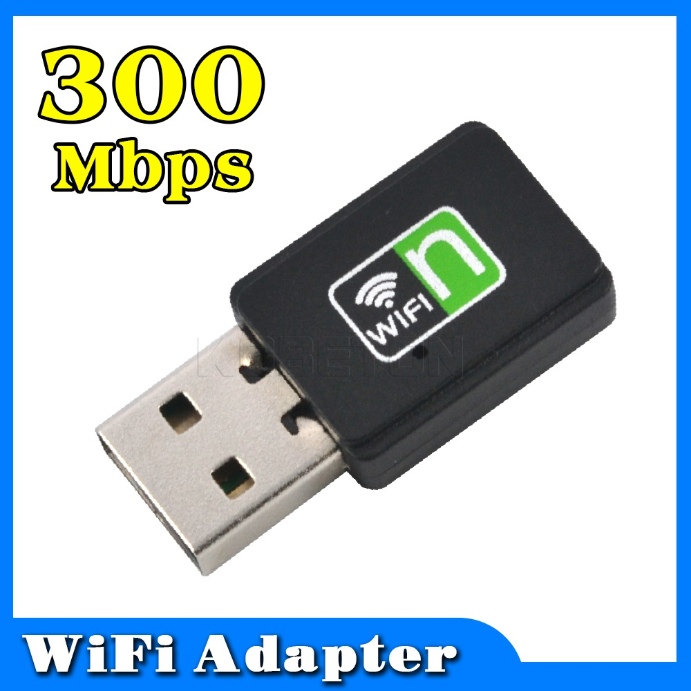 New 300Mbps Ultra Mini Wireless Network Card USB 2.0 Router wifi Adapter Wifi Signal Receiver WI-FI Sender Internet for PC(China (Mainland))