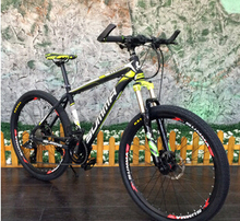 A full set of Taiwan manufacturers selling 27 speed micro transmission aluminum alloy mountain bike  wholesale(China (Mainland))
