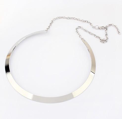 Яна ювелирные изделия оптовая продажа высокое качество золото и ленты вокруг колье ожерелье макси женщина 2015 новый себе подарок N77