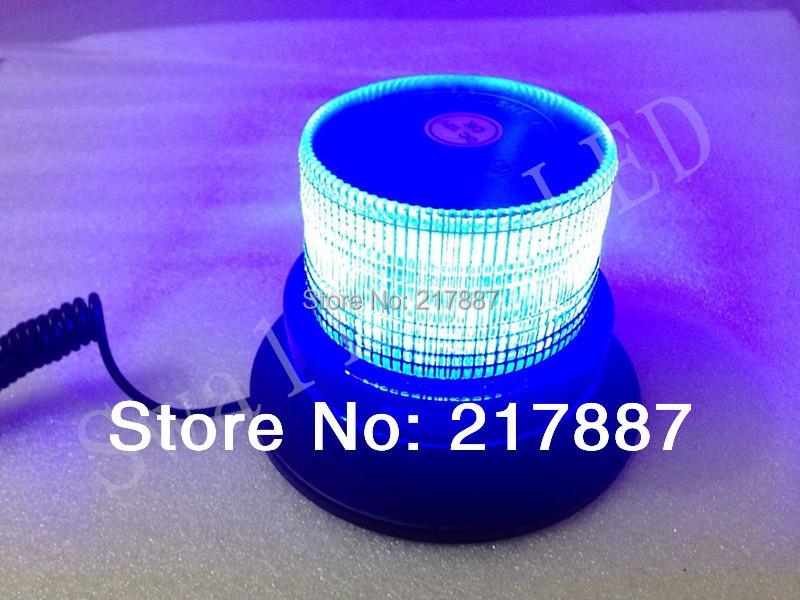 DC12V Magnetic Mounted Vehicle Police LED Warning light Strobe Flashing Lighting car led Emergency Light Beacon Lamp(China (Mainland))