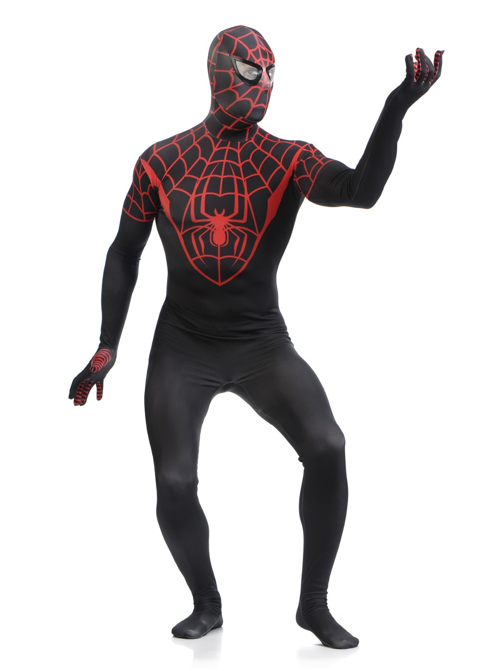 online kaufen gro handel hohe qualit t spiderman kost m aus china hohe qualit t spiderman kost m. Black Bedroom Furniture Sets. Home Design Ideas