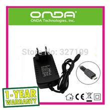 5V 2.5A AC DC Power Adapter Wall Charger For Onda V820W V891W V919 Windows Tablet PC US EU PLUG