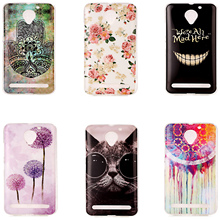 Buy Hot Soft Silicone phone Protective Case Lenovo VIBE C2 POWER / C2 5.0 Inch TPU Gel Back cover Etui Campanula for $2.50 in AliExpress store