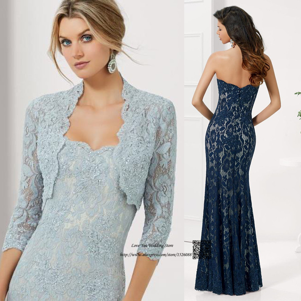 Navy and Silver Bolero Jackets for Evening Dresses | Dress images