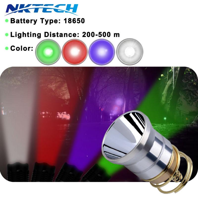 Lumens T6 LED Bulb flashlights spare bulb,1Mode 3.7-8V for Surefire C2 Z2 P60 P61 6P 9P G3 S3 D2, Ultrafire 501B 502B(China (Mainland))