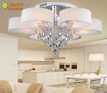 K9 crystal Modern crystal chandelier 110V 220V chandelier crystal for living room/bedroom/dining room decor Candelabros(China (Mainland))