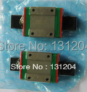 Free Shipping Kossel Mini 3D MGN9 9mm miniature linear slide = 3pcs 9mm L-400mm rail+3pcs MGN9C H carriage for X Y Z Axies