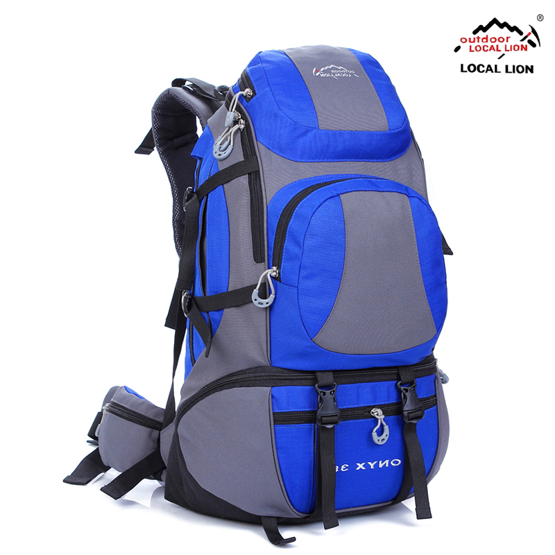 free shipping- 351 travel bag waterproof mountaineering bag sports bag backpack outdoor 45l<br><br>Aliexpress