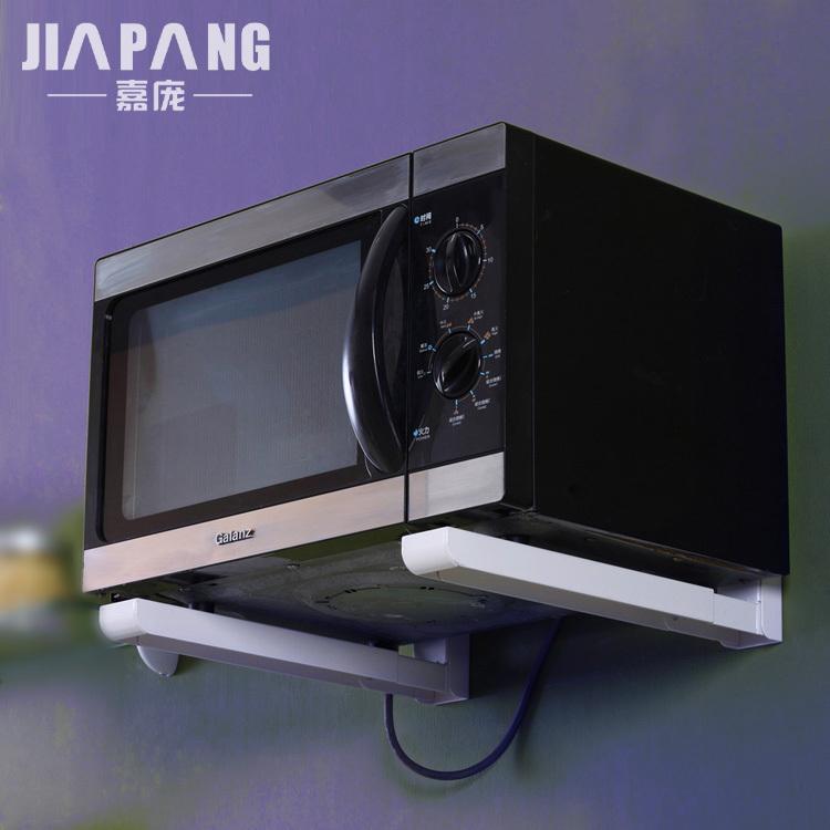 Подставка для микроволновки на стену