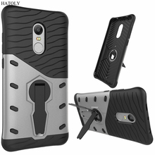 "Buy Xiaomi Redmi Note 4 4X Armor Case Shockproof Hybrid Rubber Silicone Hard Phone Cases Cover RedMi Note 4 Pro Prime 5.5"" for $3.60 in AliExpress store"