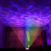 1 Piece Aurora Master LED Projector with MP3 Speaker, USB Ocean Wave Lamp With Speaker,Night Light,Romantic Gifit(China (Mainland))