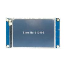 English Version Nextion 3.5'' UART HMI Smart LCD Display Module Screen for Arduino TFT Raspberry Pi LCD ESP8266(China (Mainland))