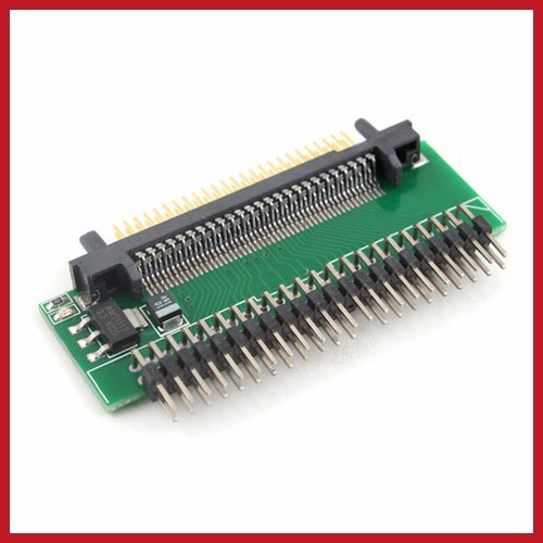 new fashion style excellent new buymee 1.8 50 Pin to 2.5 44 Pin IDE Adapter for Toshiba HDD wholesale(China (Mainland))