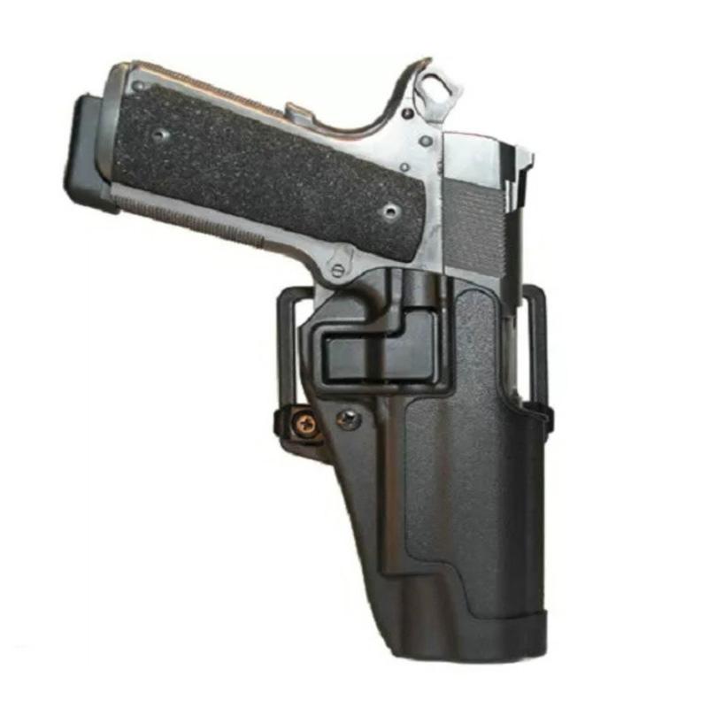 Molle Waist Pistol Holster Gun Holster for Right Handed Shooters 1911