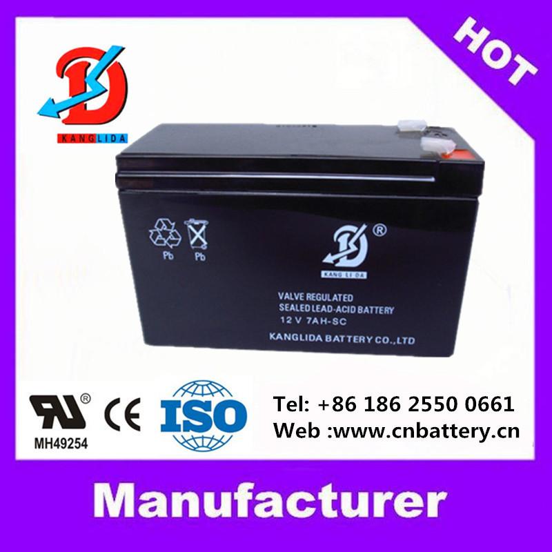 2015 Kanglida deep cycle sealed lead acid ups battery 12v 65ah(China (Mainland))