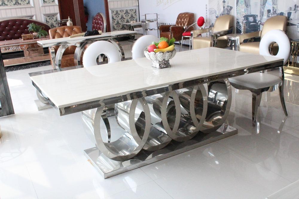 ... en stoel Goedkope moderne eettafels 8 stoelen(China (Mainland