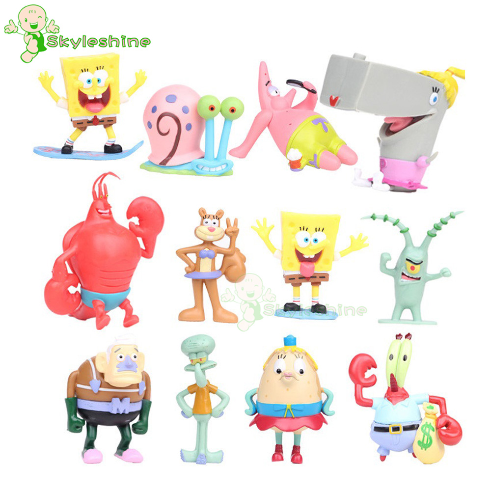 Best Spongebob Toys For Kids : Popular spongebob action figures buy cheap