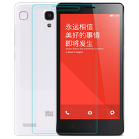 Hot sale Original Nillkin Amazing Nanometer H Anti-Explosion Tempered Glass Screen Protector For Xiaomi Redmi Note Hongmi Note