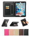 Fashion Business Leather Case for apple iPad air 2 Flip Slim Protective cover for iPad 6