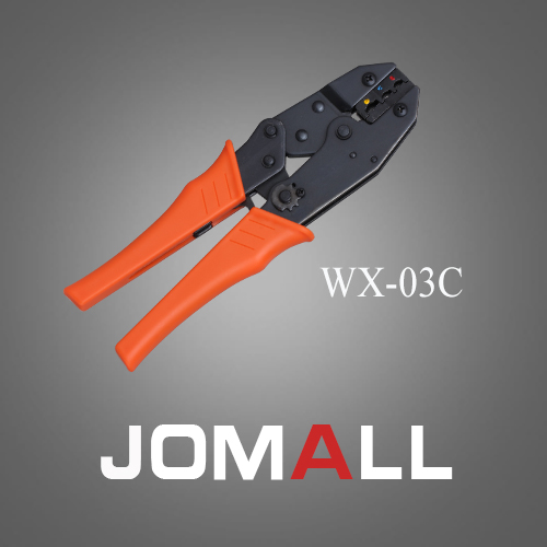 WX-03C crimping tool crimping plier 2 multi tool tools hands Ratchet Crimping Plier (European Style)(China (Mainland))
