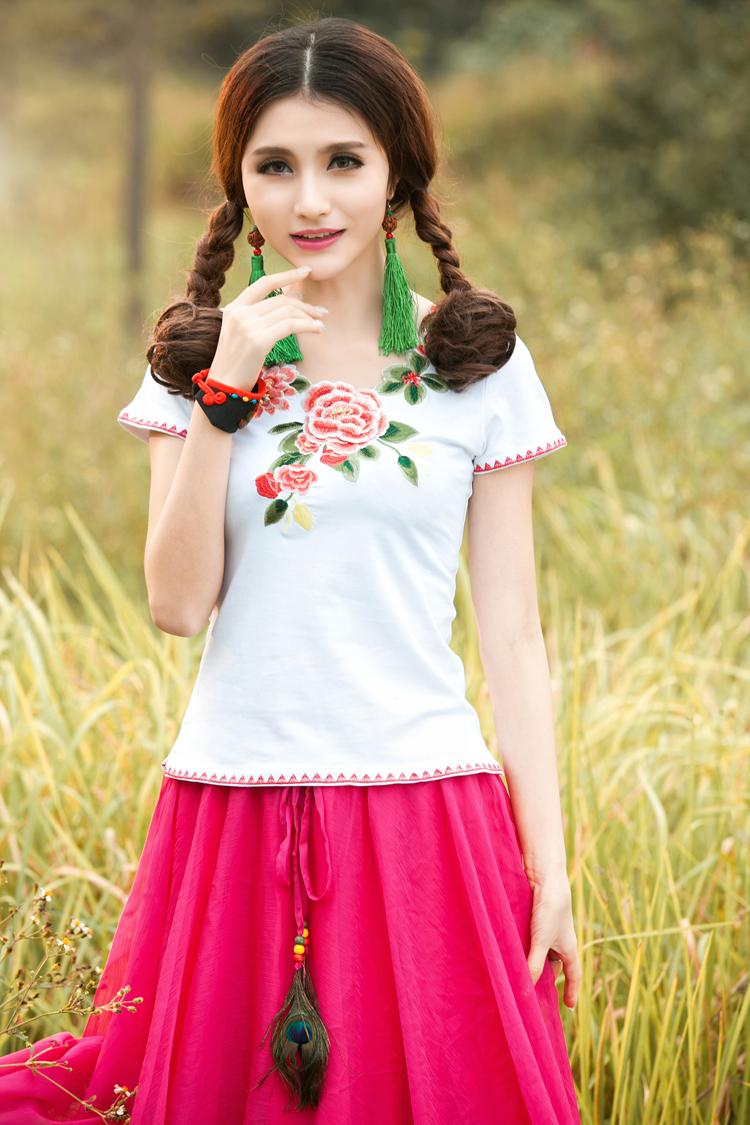 Женские блузки и Рубашки 2015 blusa Y135 женские блузки и рубашки romantic beach blusa femininas2015 sh022