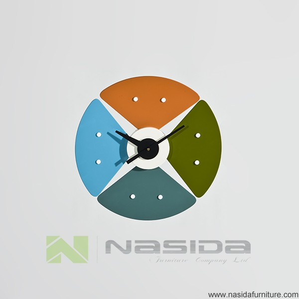 CW11 NASIDA pedal clock wall clock Manufacturers of professional designers clock wholesale + free shipping(China (Mainland))