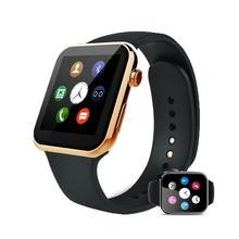 2016 новый Smartwatch A9 bluetooth-смарт часы для Apple , iPhone и Samsung Android телефон умный часы смартфон часы T30