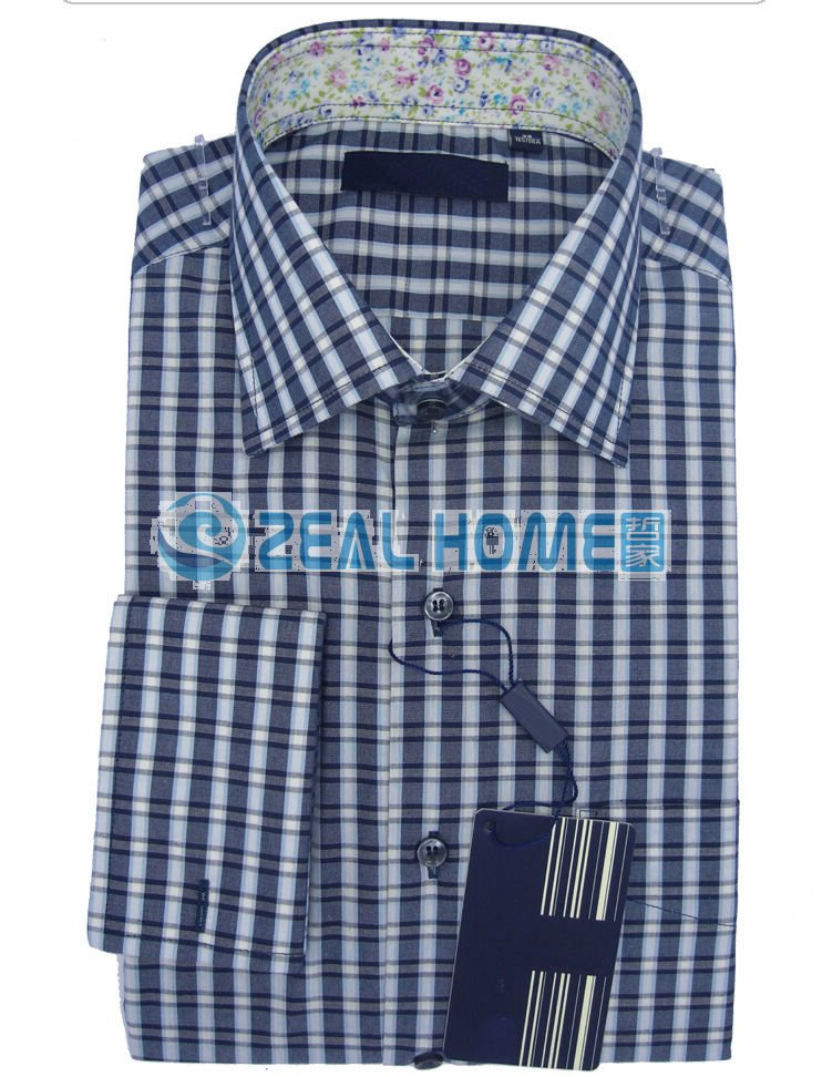 Wholesale Shirt Custom Made Company Uniforms Men S French
