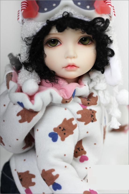 1/6 Bjd Nude Diy Doll Elin Limited Edition Resin Model Toy<br><br>Aliexpress