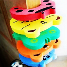 Door Stopper,Child Kids Baby Animal Cartoon Jammers ,Holder Lock Safety Guard Finger Protect ,Anticollision Corner Guards 50244