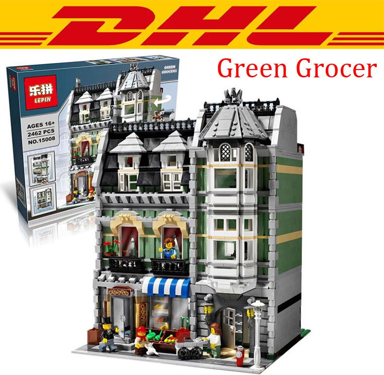 House Building Blocks Street Creator