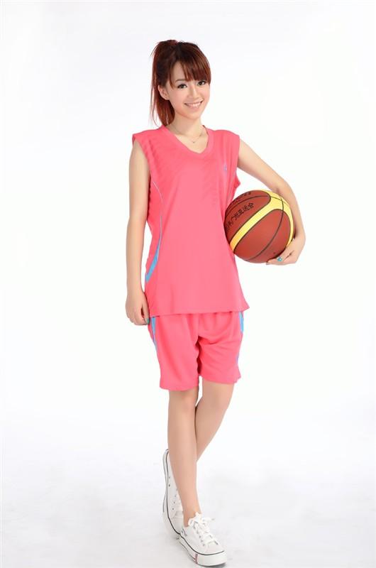 Girls Women women's basketball clothes training suit men's basketball Jerseys sport clothing set short fashion famous brand(China (Mainland))