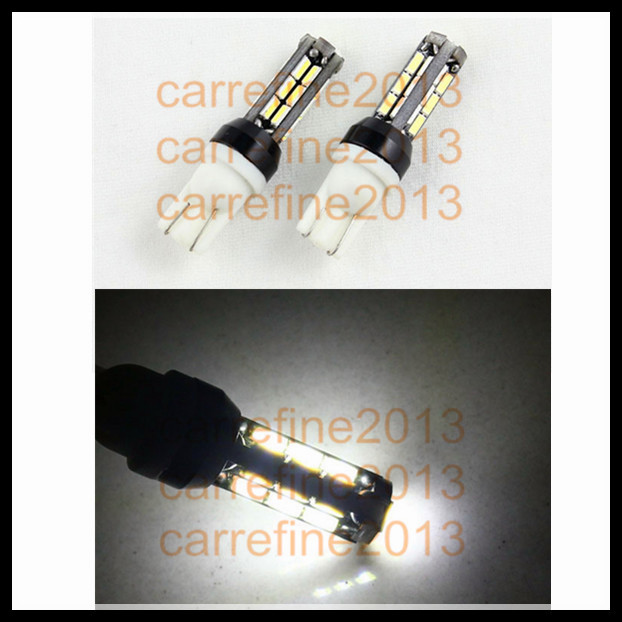 led car reading light T10 W5W error free led turn signal bulb for vw car dashboard lamp<br><br>Aliexpress