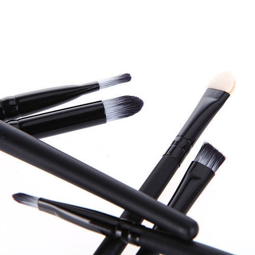 2015 Makeup Kit 6 Pcs Cosmetics Brushes Set Eyeshadow Eyeliner Brush Tool # M01127(China (Mainland))