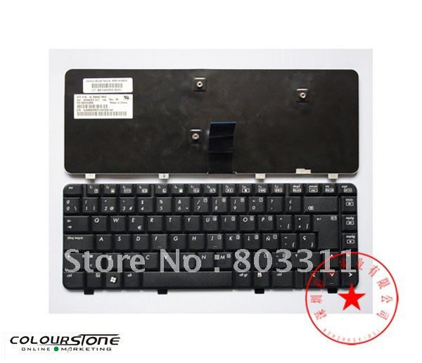 Free shipping brand new laptop keyboards for Keyboard for HP Compaq Presario C700 C727 C730 Black SP 9J.N8682.MOS(China (Mainland))