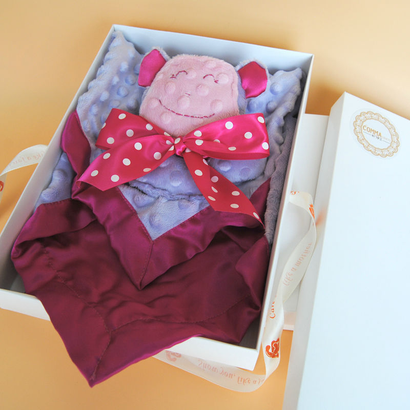 Cute Baby Gifts For Christmas : New design minky comforting blankets cute monky look for
