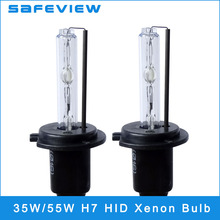 Buy Newest 1 pair 35W 55W HID Xenon H7 Replacement Light Bulb 3000K,4300K,6000K,8000K,10000K,12000K,15000K for $9.60 in AliExpress store