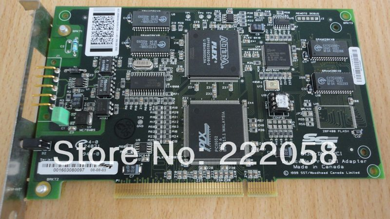 SST 5136-DNP-PCI Tested Working Perfect(China (Mainland))