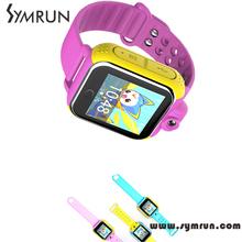 Symrun Smartwatch Andriod Ios Waterproof Gps Smart Wrist Watch For Android Samsung Htc Mobile Smartphones Smart Watch 3G